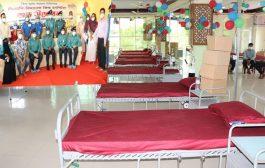 চট্টগ্রামে সিএমপি-বিদ্যানন্দ ফিল্ড হাসপাতাল