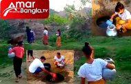 স্বাধীনতার ৫০ বছরেও কাপ্তাই নোয়াপাড়া বাসির ভাগ্যে জুটেনি বিশুদ্ধ পানি